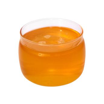 Мёд из осота
