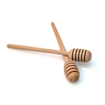 Деревянная ложка для мёда