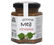 Крем мёд гречишный 250гр