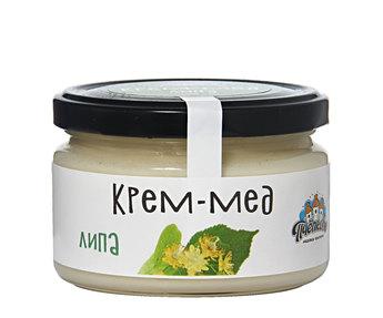 Крем мёд липовый 300гр