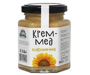 Крем мёд  подсолнечник 250гр
