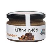 Крем мёд с прополисом 300гр